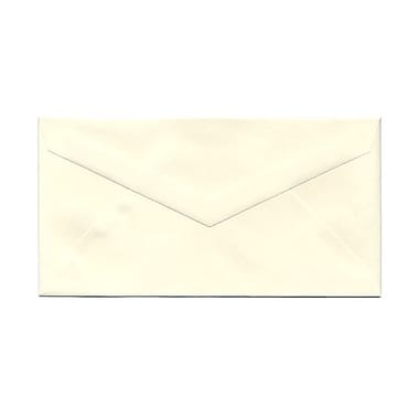 JAM Paper® Monarch Envelopes, 3 7/8 x 7 1/2, Strathmore Ivory Wove, 25/pack (3197718)
