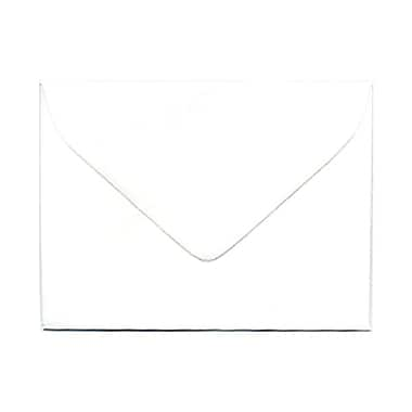 JAM Paper® 2.75 x 3.75 Mini Envelopes, White, 100/Pack (201246g)