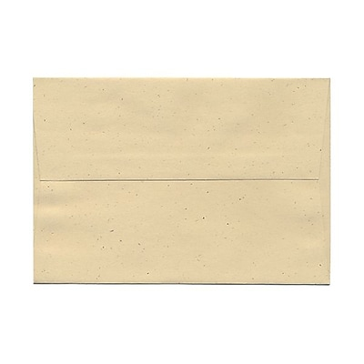 JAM Paper® A8 Invitation Envelopes, 5.5 x 8.125, Husk Brown Recycled, 25/pack (44362)