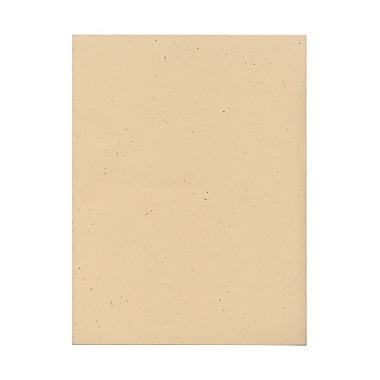 JAM PaperMD – Papier cartonné recyclé, 8 1/2 x 11 po, taupe, 250 feuilles/rame