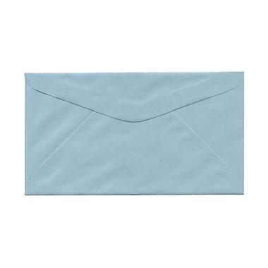 JAM Paper® #6.75 Commercial Envelopes, 3.63 x 6.5, Light Blue, 1000/Pack (557612641)