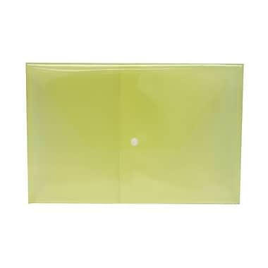 JAM PaperMD – Enveloppes originales format légal avec fermeture à pression, 9 1/2 x 14 1/2 po, rouges, paq./12