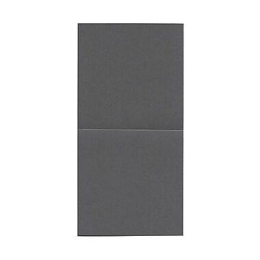 JAM Paper® Foldover Cards, 5.75 x 5.75 square, Curious Iridescents Keaykolour Ionized, 50/pack (6935177)