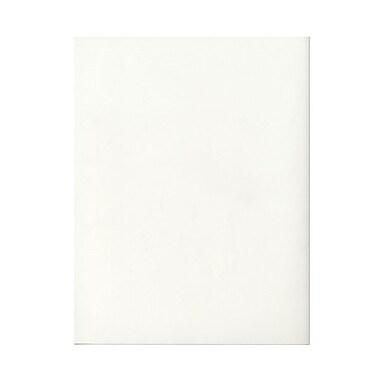 Jam PaperMD – Papier vélin translucide, 8 1/2 x 11 po, transparent