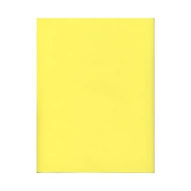 Jam Paper® Paper Chartham colour Translucent Cover, 8-1/2