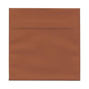 JAM Paper® 6.5 x 6.5 Square Envelopes, Brite Hue Green Recycled, 1000/Pack (02792279C)