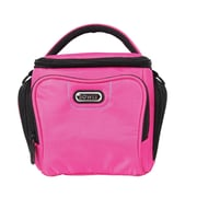 Bower® Dazzle Series Small Camera/Video Bag, Pink