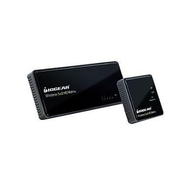 Iogear® GWHDMS52 Wireless 5x2 1080p HD Matrix