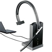 Logitech H820e Wireless Headset, Single-Ear (Mono)
