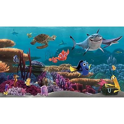 RoomMates Finding Nemo XL Wallpaper Mural