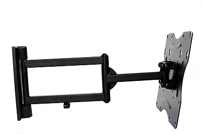 Rocelco® BMDA Basic Dual Articulated TV Mount For 15