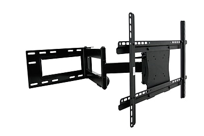 Rocelco® Large Double Articulated TV Mount For 37