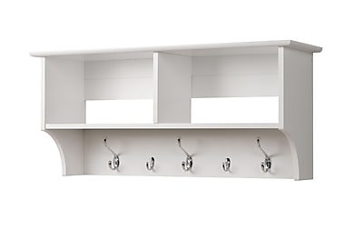 Prepac™ Wide Hanging Entryway Shelf, 36