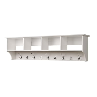 Prepac™ Wide Hanging Entryway Shelf, 60
