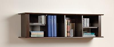 Prepac™ Wall Mounted Desk Hutch, 48