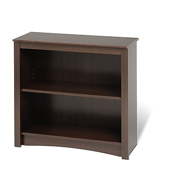 Prepac™ 2 Shelf Bookcases