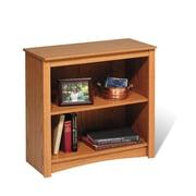 Prepac 31.5'' 2-Shelf Bookcase, Oak (ODL-3229)