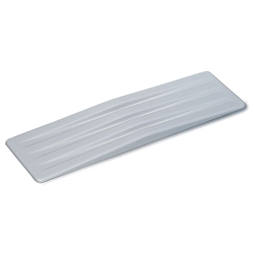 "DMI® 8"" x 27 1/2"" Plastic Transfer Board, White"