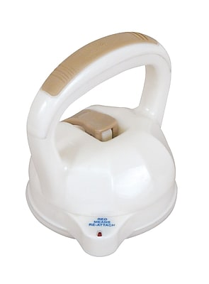 """""HealthSmart 4"""""""" Single Grip Suction Cup Grab Bar With BactiX, Sand"""""" 276569"