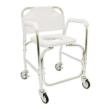 DMI® Shower Transport Chair, 250 lbs.