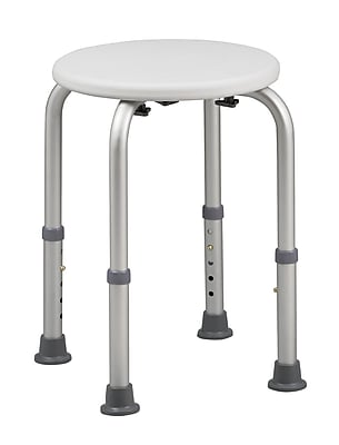 HealthSmart™ Shower Stool With BactiX™, 225 lbs.