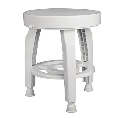 HealthSmart™ 360 deg Swivel Bath Seat With BactiX™, 400 lbs.