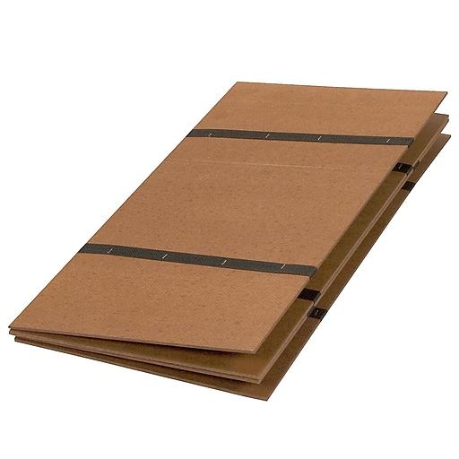 "DMI® 48"" x 60"" Double Folding Bed Board, Brown"