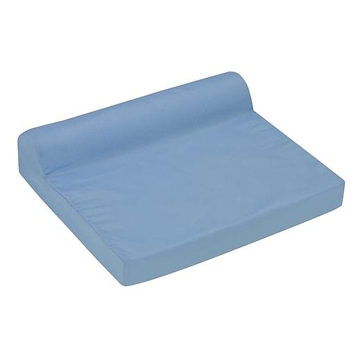 "DMI® 14"" x 16"" Foam Cervical Comfort Pillow, Blue"