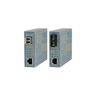 Omnitron 4719-1 FlexPoint GX/T Gigabit Ethernet Media Converter