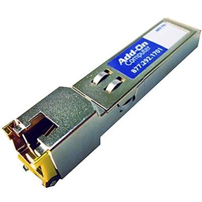 AddOn® JD089B-AO 1000BT Copper RJ45 SFP Transceiver For HP