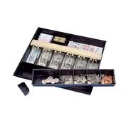 "MMF™ 16.7"" Slots Advantage Cash Drawer, Black"