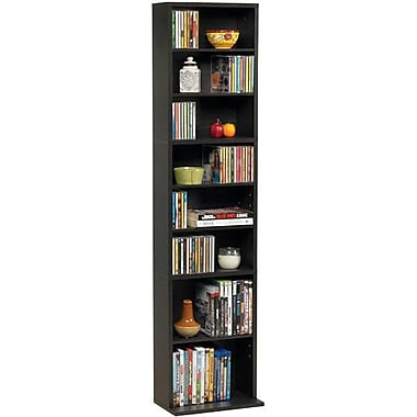 Atlantic® Summit Wood Storage Shelf, Espresso