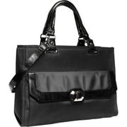 "Fabrique FF MAD MADISON 16.1"" Ladies Case, Black/Black"