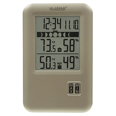 La Crosse Technology WS-9066U-IT Wireless Weather Station with Moon Phase