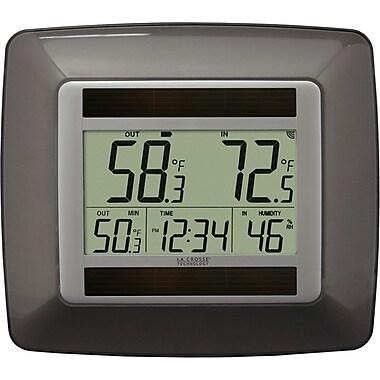 La Crosse Technology WS-8120U-IT-BR-T Solar Digital Temperature Station