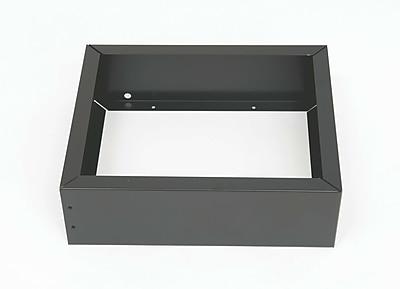 Bisley® Plinth Base for Steel Under Desk Multidrawer Cabinet (MDPLINTH)