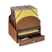 Empire Stack & Style™ Wood Desk Organizers Kit One