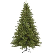 "Vickerman 6.5' x 47"" King Spruce Tree With 826 PE Tips & 350 Dura-Lit Clear Light, Green"