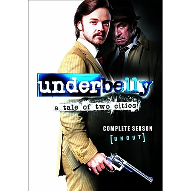 Underbelly - Season 2 - A Tale Of Two Cities (DVD)