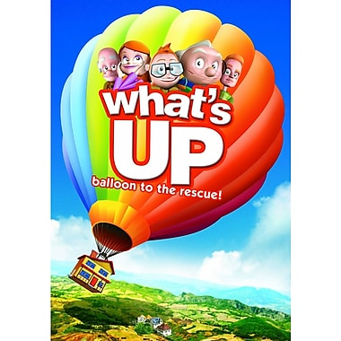 What's Up: Balloon to the Rescue! (DVD)