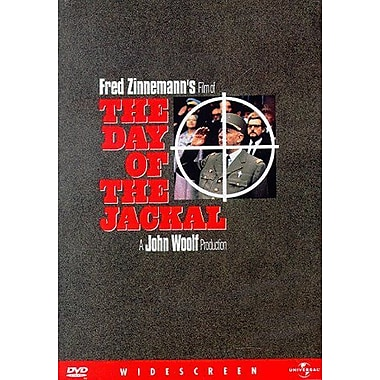 The Day of The Jackal (DVD)