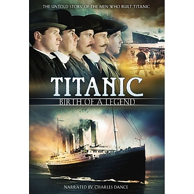 Titanic - Birth Of A Legend (DVD)