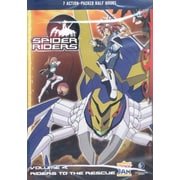 Spider Riders: Volume 4: Riders to the Rescue (DVD)