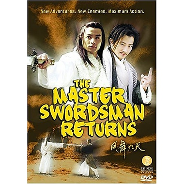 The Master Swordsman Returns (DVD)