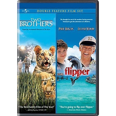 Two Brothers/Flipper (DVD)