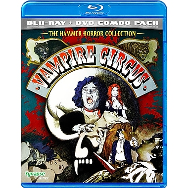 Vampire Circus: The Hammer Horror Collection (DISQUE BLU-RAY)