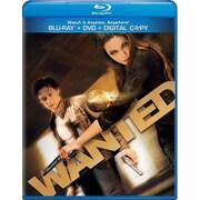Wanted (2008) (BRD + DVD + Digital Copy)