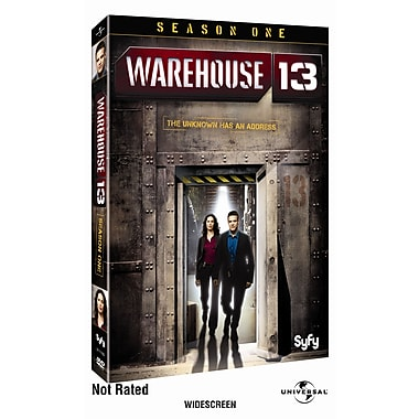 Warehouse 13: Season 1 (2008-2009) (DVD)
