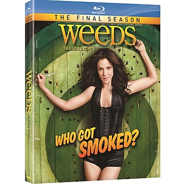 Weeds Season 8 (DISQUE BLU-RAY)