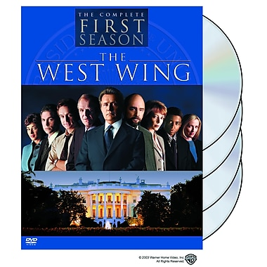 West Wing: The Complete First Season (DVD)